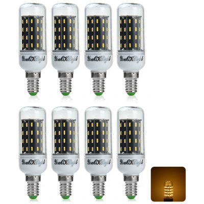 YouOKLight 7W E14 SMD 4014 600LM 3000K LED Corn Lamp
