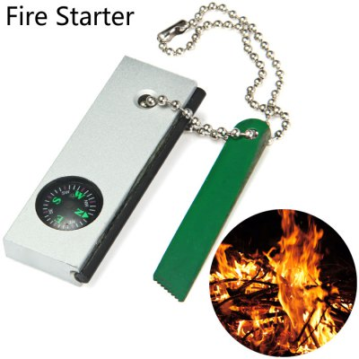 LM-2CM 3 in 1 Multi-function Fire Starter