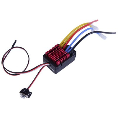 Hobbywing QuicRun 60A Brushed ESC for 1 / 8 Scale RC Vehicle