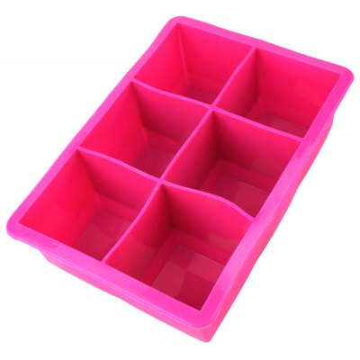 Practical Square Style DIY Ice Mold
