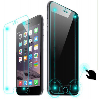 ASLING Intelligent Protective Tempered Glass Screen Film for iPhone 6 / 6S