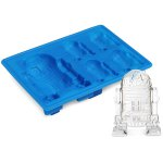Cute Star Wars Robot R2-D2 Mold Multi-Function Silicon Ice Cube Tray