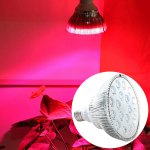 Excelvan 14w 225 Smd Led Hydroponic Plant Grow Light