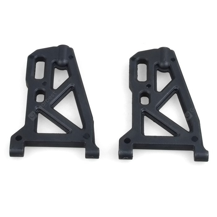 2Pcs Spare 513007 Front Lower Suspension Arm for FS Racing 1-10 Scale RC Desert Buggy Style Truck