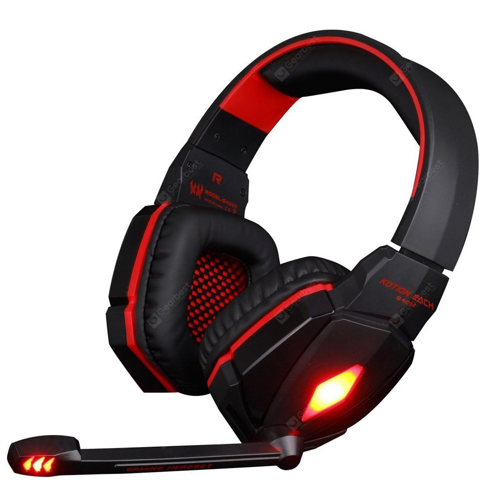 EACH G4000 Stereo Sound Gaming Headphones