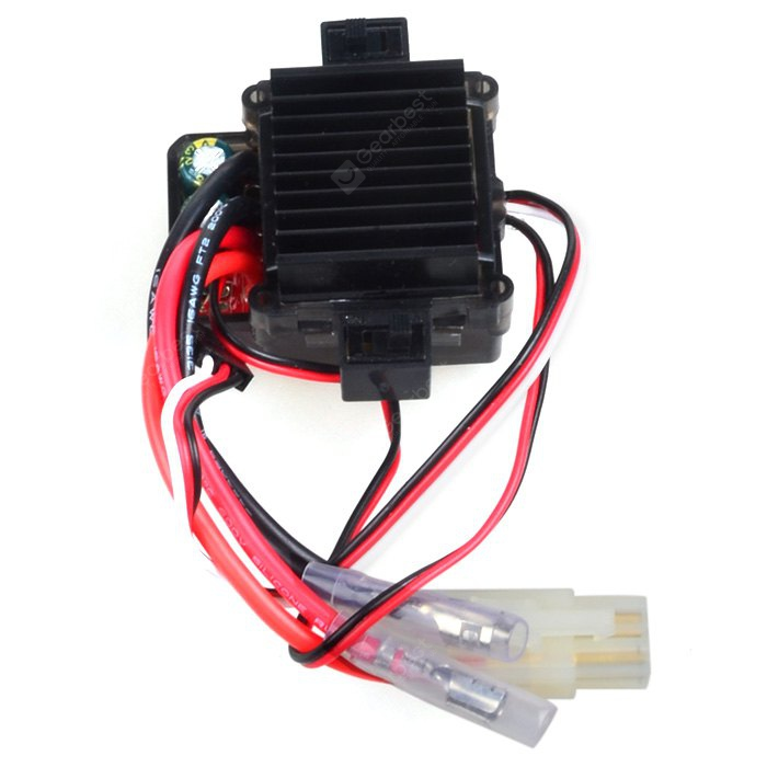Spare 539071 Water Resistance 320A ESC Fitting for FS Racing 1-10 Scale RC Desert Buggy Style Truck