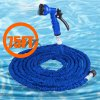 75FT Expandable Garden Water Hose Pipe with 7 in 1 Spray Gun
