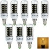 Buy YouOKLight E14 SMD 4014 7W 600LM LED Corn Light WARM WHITE LIGHT