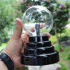 3 Inch Magic LED Plasma Ball Light with Touch Sensor for sale