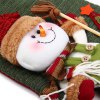 cheap Hanging Stockings Snowman Pattern for Christmas