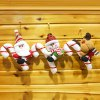 best Hanging Santa Claus with Cane Decoration for Christmas