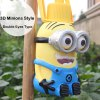 600ML 3D Carton Minions Style Vacuum Cup deal