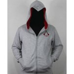 Buy Personality Hooded Color Spliced Embroidered Design Slimming Men's Long Sleeves Hoodie 2XL