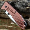Sanrenmu 7063 LUC-LY Liner Lock Folding Knife deal