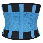 Stylish Color Block Hollow Out Women's Waist Training Corset for sale