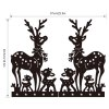 best M-48 Sika Deer Style Style Wall Stickers