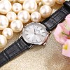 NEOS 40577L Female Sapphire Japan Quartz Watch photo