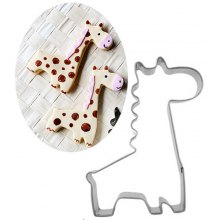 Giraffe Design DIY Baking Mold