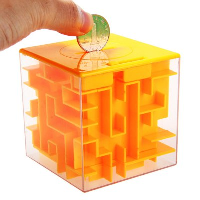 T.T TOYS Maze Money Box Educational Toy for Children
