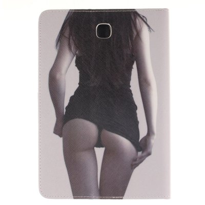 ФОТО Sexy Girl Design Protective Cover Case for Samsung Tab S2
