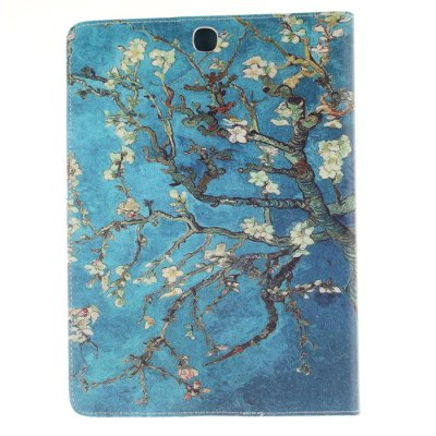 ФОТО Apricot Blossom Design Protective Cover Case for Samsung Tab S2