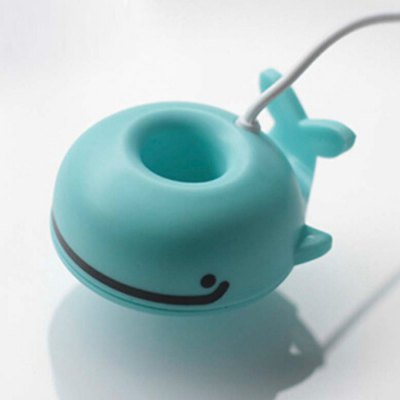 Portable Whale Style Ultrasonic Humidifier