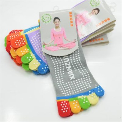Xianzhuxiu Yoga Five-fingers Socks