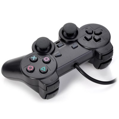 Фотография 2PCS USB / PS2 Wired Game Controller