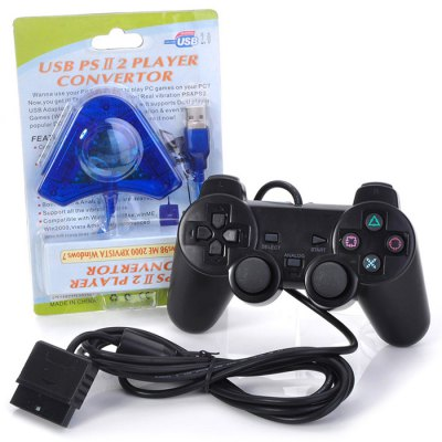 Фотография USB / PS2 Wired Game Controller