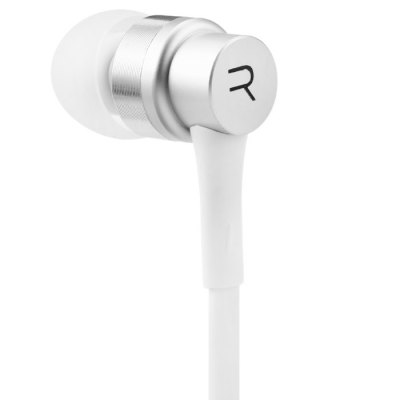 Original REMAX RM-535 In-ear Stereo Earphones with Microphone Support Handsfree Calls Function
