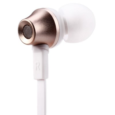 Original REMAX RM-610 In-ear Stereo Earphones with Microphone Support Handsfree Calls FunctioniPhone Headsets<br>Original REMAX RM-610 In-ear Stereo Earphones with Microphone Support Handsfree Calls Function<br><br>Brand: REMAX<br>Model: RM-610D<br>Type: Earphones (Earbuds / In-Ear)<br>Functions: Song Switch, Microphone<br>Design: Stylish<br>Compatibility: Zenfone, iPhone 4, Moto X+1, iPhone 6S, HTC, Galaxy Note 4, iPhone 3GS, D7, LG, HTC ONE M9, iPhone 6 Plus, iPhone 3G, Mate 7, Apple, Samsung S6, iPhone 6, The New iPad, Lumia 730, iPhone 5, GALAXY Meg<br>Color: Gray, Gold, Red, Silver<br>Earphones type: In-ear Earphones<br>Headphone jack: 3.5mm<br>Frequency range: 20 - 20000Hz<br>Speaker size: 10mm<br>Impedance: 32Ohm<br>Sensitivity: 95dB<br>Cable length: 1.2m<br>Product weight : 0.014 kg<br>Package weight : 0.161 kg<br>Package size (L x W x H) : 19.1 x 7.1 x 3.7 cm / 7.51 x 2.79 x 1.45 inches<br>Package Contents: 1 x Earphones, 1 x Earphone Bag, 2 x Earbud ( L ), 2 x Earbud ( M ), 2 x Earbud ( S ), 1 x Chinese / English User Manual