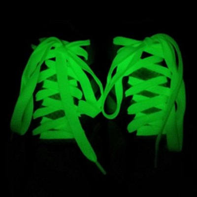 Фотография Creative LED Fluorescent Shoelaces