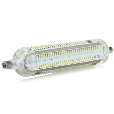 2 x SZFC R7S 10W 1000LM SMD 3014 LED Corn LightLED Light Bulbs<br>2 x SZFC R7S 10W 1000LM SMD 3014 LED Corn Light<br><br>Brand : SZFC<br>Base Type: R7S<br>Type: Horizontal Plug Lamp<br>Output Power: 10W<br>Emitter Types: SMD 3014<br>Total Emitters: 228<br>Luminous Flux: 1000LM<br>CCT/Wavelength: 3000K, 6000K<br>Voltage (V): AC 220<br>Angle: 360 degree<br>Features: Low Power Consumption, Long Life Expectancy, 80% Brightness<br>Function: Commercial Lighting, Studio and Exhibition Lighting, Home Lighting<br>Available Light Color: Warm White, White<br>Sheathing Material: Silicone<br>Product Weight: 0.037 kg<br>Package Weight: 0.124 kg<br>Product Size (L x W x H): 11.8 x 2 x 2 cm / 4.64 x 0.79 x 0.79 inches<br>Package Size (L x W x H): 12.8 x 5 x 2.5 cm / 5.03 x 1.97 x 0.98 inches<br>Package Contents: 2 x SZFC LED Corn Light