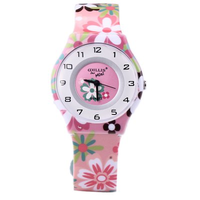 Willis Colorful Strap Female Quartz WatchWomens Watches<br>Willis Colorful Strap Female Quartz Watch<br><br>Brand: WILLIS<br>Watches categories: Female table<br>Style: Fashion&amp;Casual<br>Movement type: Quartz watch<br>Shape of the dial: Round<br>Display type: Analog<br>Case material: Plastic<br>Band material: Plastic<br>Clasp type: Pin buckle<br>The dial thickness: 0.7 cm / 0.28 inches<br>The dial diameter: 3.5 cm / 1.38 inches<br>The band width: 1.7 cm / 0.67 inches<br>Wearable length: 14 - 19 cm / 5.51 - 7.48 inches<br>Product weight: 0.015 kg<br>Package weight: 0.065 kg<br>Product size (L x W x H) : 22.5 x 3.5 x 0.7 cm / 8.84 x 1.38 x 0.28 inches<br>Package size (L x W x H): 23.5 x 4.5 x 1.7 cm / 9.24 x 1.77 x 0.67 inches<br>Package contents: 1 x Willis Watch