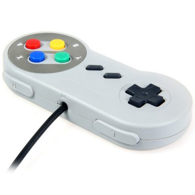 Фотография Classic Gamepad with Mainframe Interface for SNES