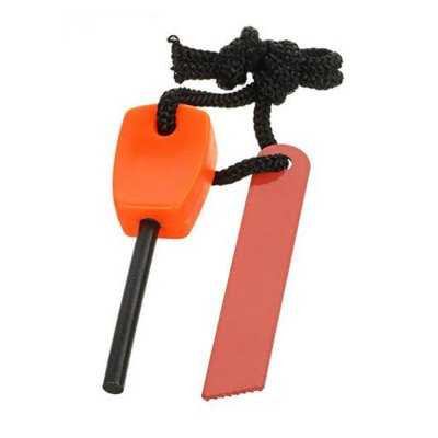 2pcs Outdoor Multi-function Fire Starter