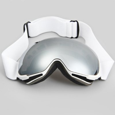 0b269 Ski Goggles TPU Frame Streamline DesignSkiing &amp; Snowboarding<br>0b269 Ski Goggles TPU Frame Streamline Design<br><br>Gender: Unisex<br>Lens Material: Polycarbonate<br>Frame Metarial: TPU<br>Lens Color: Yellow, Light Gray<br>Frame Color: White, Blue, Green, Black<br>Product Weight: 0.169 kg<br>Package Weight: 0.380 kg<br>Package Size: 18.5 x 9.5 x 8 cm / 7.27 x 3.73 x 3.14 inches<br>Package Content: 1 x 0b269 Ski Goggles, 1 x Lens Cloth, 1 x Storage Box
