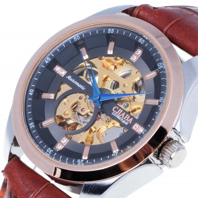 CJIABA Male Automatic Mechanical Watch