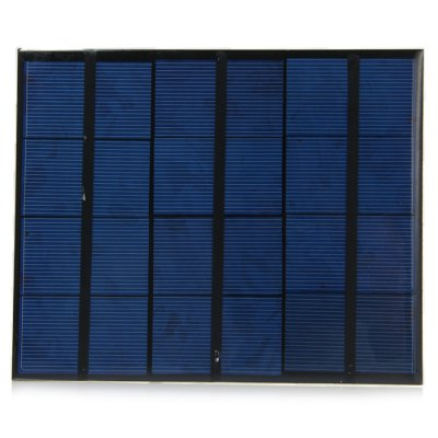 Гаджет   3.5W 6V USB Output Monocrystalline Silicon Solar Panel Other Camping Gadgets