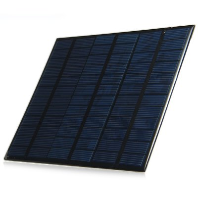 3.5W 18V Polycrystalline Silicon Solar Cell for DIY Charger