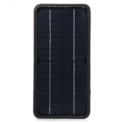 Гаджет   12V 8.5W Car Battery Solar Panel with 2pcs Suction Cups Other Camping Gadgets