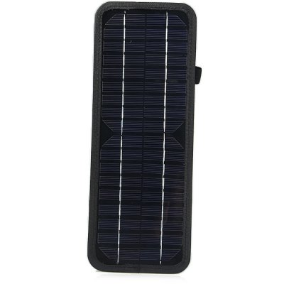 12V 4.5W Car Battery Solar Panel with 2pcs Suction Cups