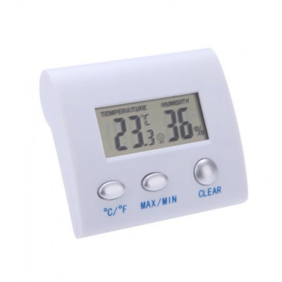 TS-108A 2 in 1 Digital Temperature Humidity Meter