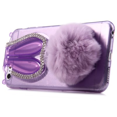 Фотография Phone Protective Case for iPhone 6 / 6S TPU Material with Rabbit Style