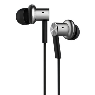 Гаджет   Original Xiaomi Hybrid Dual Drivers Earphones In-Ear Headphones Earphones