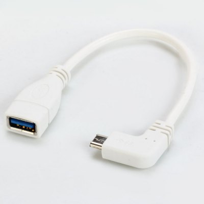0.2M Type-C Male to USB 3.0 Female Cable