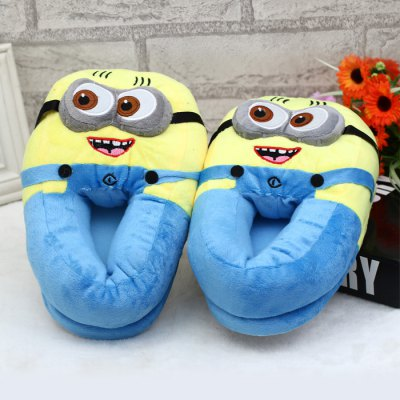Bee-do Style Plush Slipper