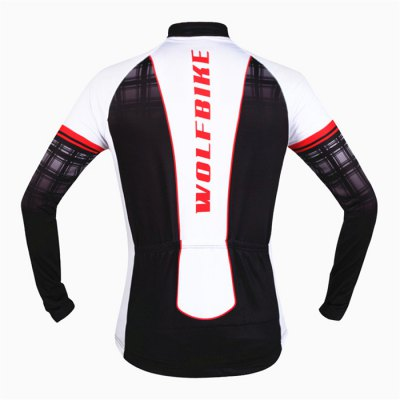 Гаджет   WOLFBIKE BC234 Men Bicycle T-shirts Cycling Clothings