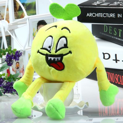 12cm Bean Sprout Plush Pendant Doll