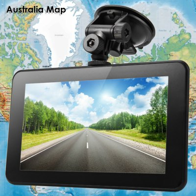 E23 7 inches Touch Screen Car GPS Navigator